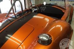 アメ車 カーコーティング コブラ レーシングストライプ GLARE® 東京