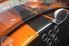 レーシングストライプ 台東区 コーティング 東京 カーラッピング コブラ アメ車
