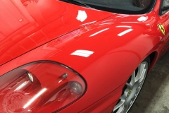 Challenge Stradale glass coating